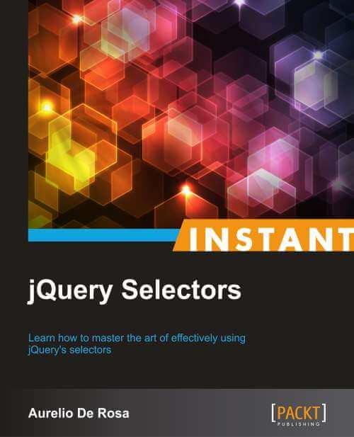 Instant jQuery selectors cover