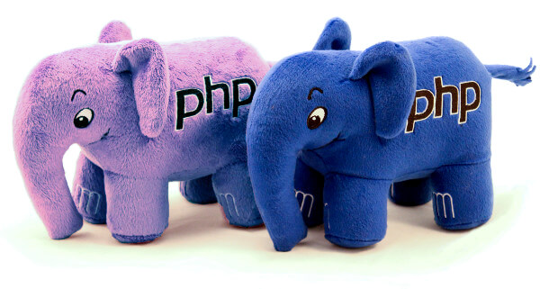 PHP elephants
