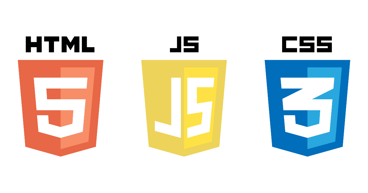 html5 css3 javascript logos